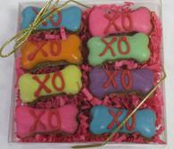 X O Mini Bone Gift Box (6 gift boxes per case) NEW !!!