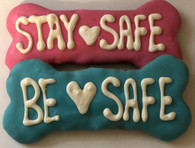 STAY SAFE 6 inch Bones (Case of 18)NEW!!!