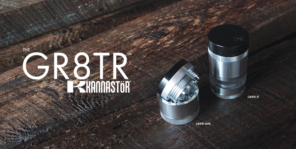 Kannastor GR8TR™ Jar Grinder