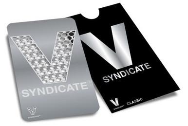 V Classic Credit Card Grinder