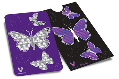 V Syndicate Butterfly Grinder Card
