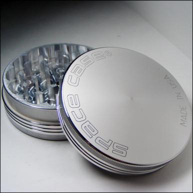 Space Case Grinder - 2 Piece - Large - Magnet