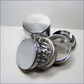 Space Case 4 Piece Grinder - Sifter - Medium