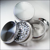 Space Case 4 Piece Grinder - Sifter - Large - Magnet