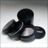 Space Case 4 Piece Grinder - Sifter - Medium - Titanium - Magnet