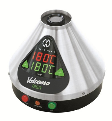 Digital Volcano Vaporizer With Easy Valve Set