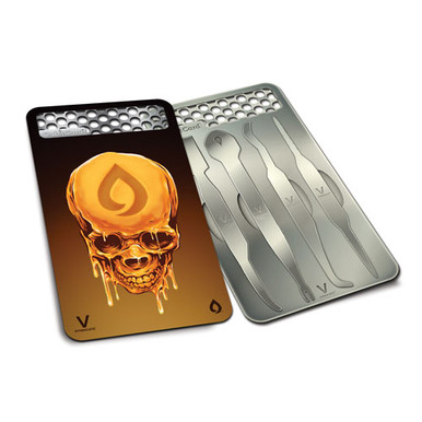 Dabit Card - Skull