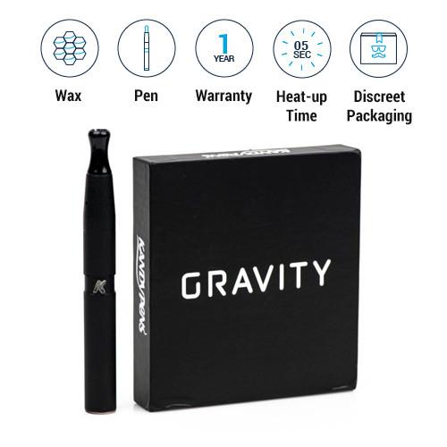 KandyPens Gravity Wax Vaporizer