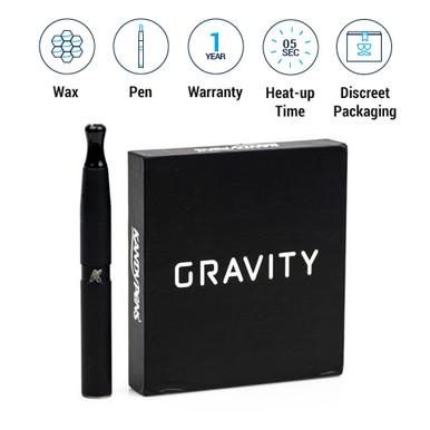 Gravity vaporizer - Full Kit