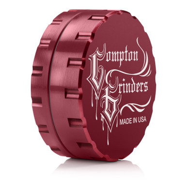 Compton Grinder - Red 2pc