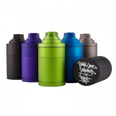 Santa Cruz Vogue Spray Can Grinder - all colors
