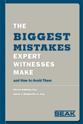 Expert Witness Mistakes