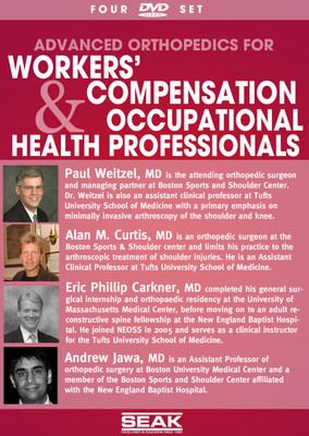 Workers' Comp Occupational Injuries