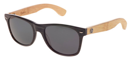 The Ryder Twig, Italian acetate & wood sunglasses