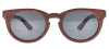 Shop The Felix Birch Frame Wood Cat Eye Sunglasses