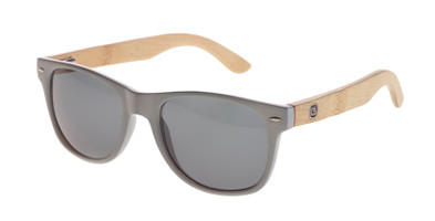 Exclusive The Flyer Matte Grey Sunglasses