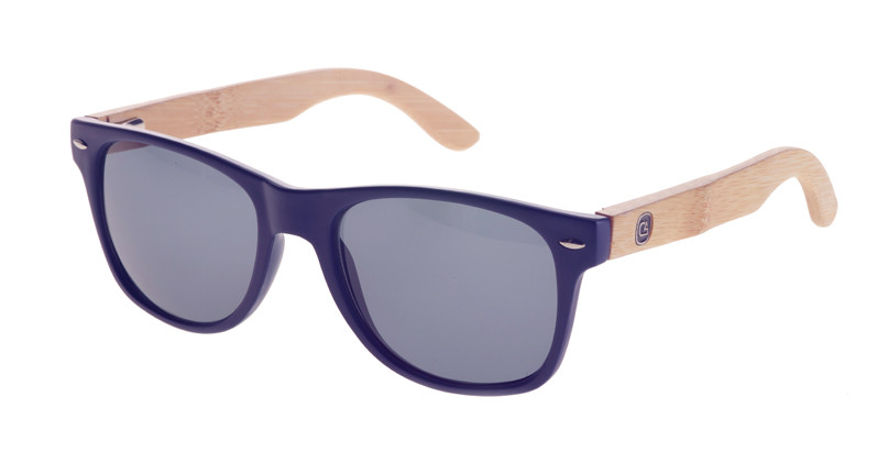 The Flyer Matte Navy Blue Sunglasses Poly carbonate frames