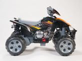 12V MiniMotos 007 Junior ATV Black