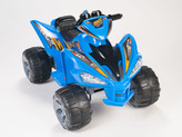 12V MiniMotos 007 Junior ATV Blue