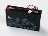 Rastar 6V Volt 7Ah Battery For Ride On Cars