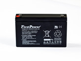 6 Volt 7Ah Battery For Ride On Cars, Bikes, Quads