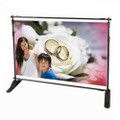 Back Drop - Up to 8'x10' (Stand + Insert)