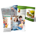 Digital-Short Run 100lb Gloss Text 8.5 x 14 Brochures (Digital)