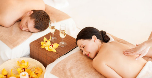 Couples Massage Package Gift Card