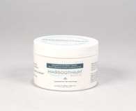 Magsoothium All Natural Magnesium and Arnica Pain Relief Cream Infused With CBD Oil 4oz