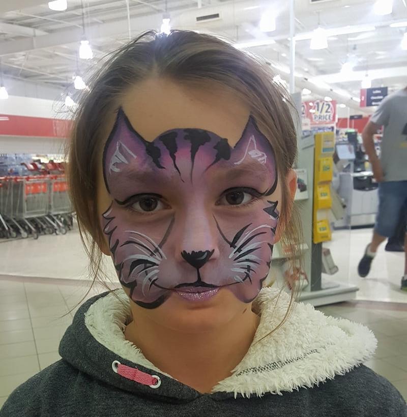 Bunbury Face Painting