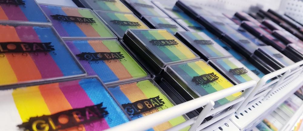 face paint shop australia shelf