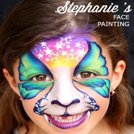 Stephanie Face Painting