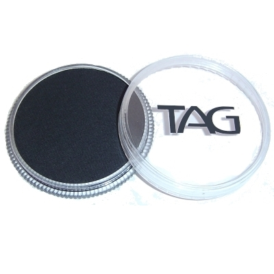 tag black face paint