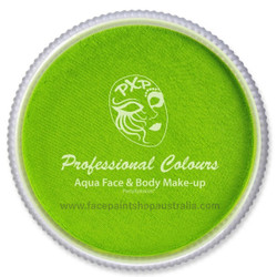 30g party xplosion pro face paint light green
