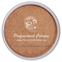 party xplosion  face paint pearl bronze