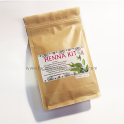 All natural HENNA KIT