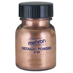 Mehron Metallic Powder COPPER 21g