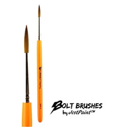 BOLT Liner #4 Face Painting Brush by Jest Paint
