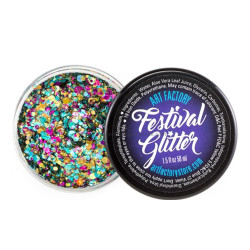 'UNICORN POP' Festival Glitter by the Art Factory