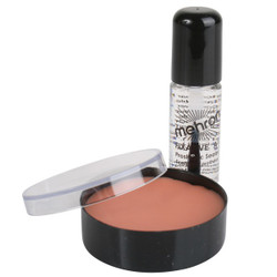 Mehron MODELING PUTTY/WAX  9g includes fixative A