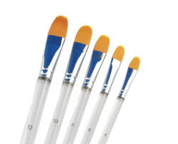 Filbert brush size 4 by TAG