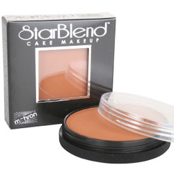 Mehron Starblend Cake Makeup 56g  LIGHT COCOA