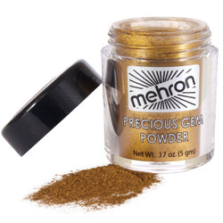 TIGERS EYE Celebre Precious Gem Powder 5g loose powder