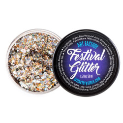 'Champagne' Festival Glitter by the Art Factory
