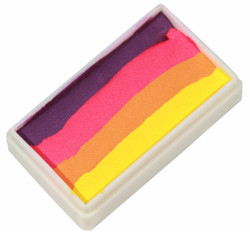 SUMMER NIGHTS one stroke split cake by TAG Body Art 30g