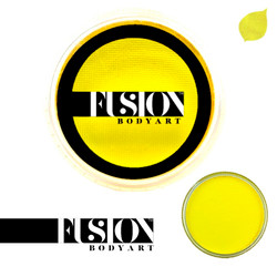 PRIME BRIGHT YELLOW by Fusion Body Art face paint 32g