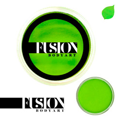 PRIME LIME GREEN by Fusion Body Art face paint 32g