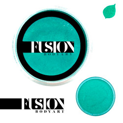 PEARL MERMAID GREEN by Fusion Body Art face paint 25g