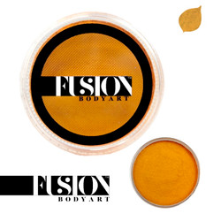 PEARL METALLIC GOLD by Fusion Body Art face paint 25g