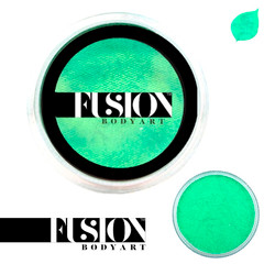 PEARL MINT GREEN by Fusion Body Art face paint 25g